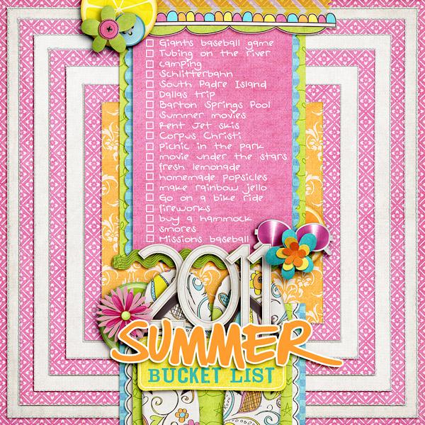 Summerfunlist