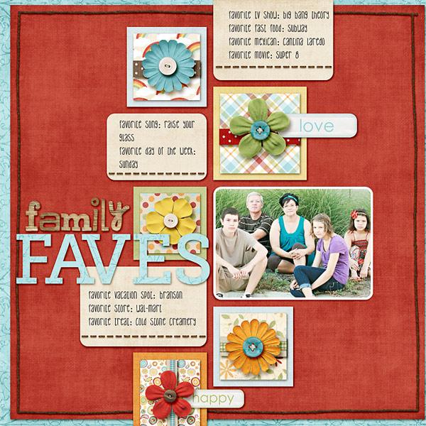 Klund familyfaves