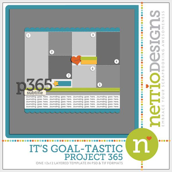Nettio itsgoaltastic P365