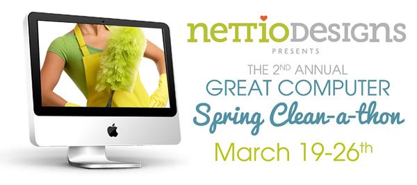 Springcleanathon blog