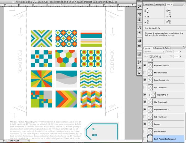 Nettio minicaltut print10