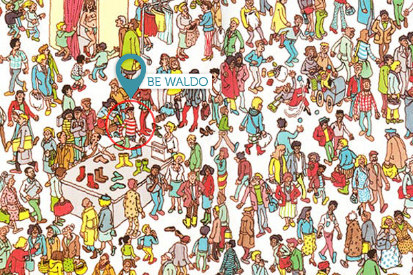 image about Where's Waldo Printable named Situation Your Resourceful Assumptions